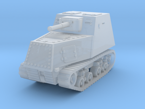 KhTZ 16 Tank 1/160 in Smooth Fine Detail Plastic