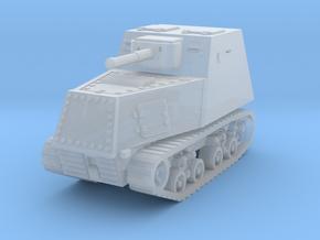 KhTZ 16 Tank 1/160 in Smooth Fine Detail Plastic