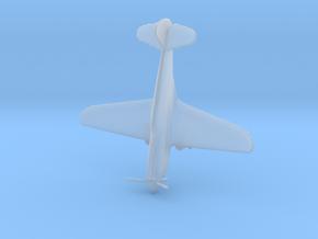 1:220 P-40 Warhawk in Smooth Fine Detail Plastic