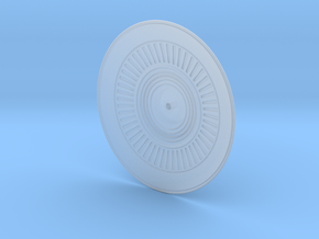 Alternate Deflector Dish 1/350 in Smooth Fine Detail Plastic