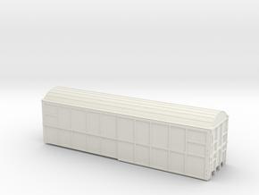 VR Gbls koppa (H0) in White Natural Versatile Plastic