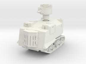 NI Odessa Tank 1/87 in White Natural Versatile Plastic