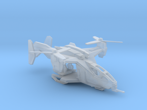 HALO UNSC UH-144 Falcon in Smooth Fine Detail Plastic