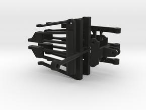 Stenenklem Compleet 1:50 in Black Natural Versatile Plastic