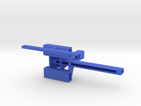 V3 Hijsjib lengte 2,5 meter  in Blue Processed Versatile Plastic