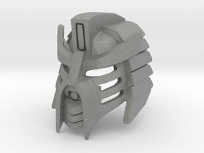 The Kanohi Aki Hau: Honorable Mask of Shielding in Gray Professional Plastic