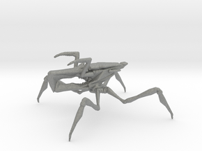 Starship Troopers Arachnoid 1/60 for games and rpg in Gray PA12