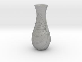 Vase-10 in Aluminum