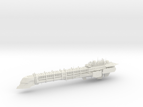 Chaos Renegade Long_ship - 2 in White Natural Versatile Plastic