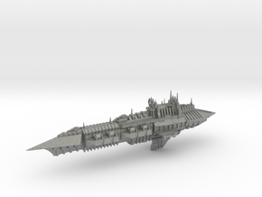 Chaos Cruiser Imperial Renegade - 4 in Gray PA12