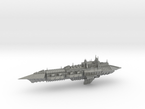Chaos Cruiser Imperial Renegade - 1 in Gray PA12