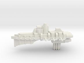 Chaos Escort - Concept G  in White Natural Versatile Plastic