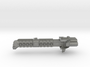 Adeptus Mechanicus Carrier Ship - Concept A  in Gray PA12