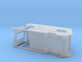 Barkas Renntransporter Ifa  in Smooth Fine Detail Plastic: 1:87 - HO
