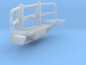 1/50th Heavy Pickup Off road bumper 7' wide in Smooth Fine Detail Plastic