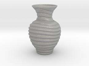 Vase-15 in Aluminum