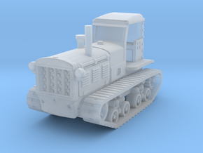 STZ 3 Tractor (late) 1/144 in Smooth Fine Detail Plastic