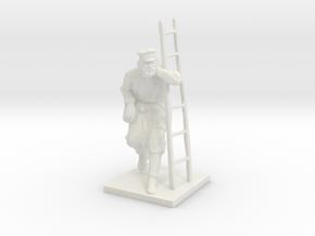 Printle C Homme 1576 - 1/24 in White Natural Versatile Plastic