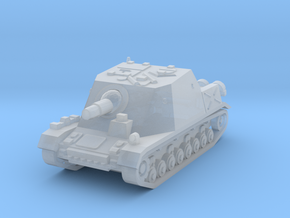 Brummbar Tank 1/200 in Smooth Fine Detail Plastic