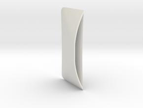 roof scoop in White Natural Versatile Plastic