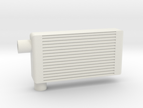 small oil cooler in White Natural Versatile Plastic