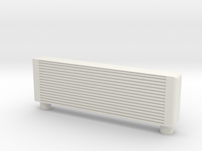 large oil cooler in White Natural Versatile Plastic