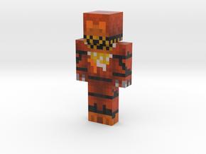 jack_o_chica_fnaf_4 (1) | Minecraft toy in Natural Full Color Sandstone