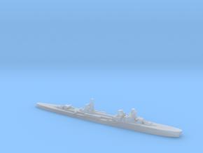 Duca d'Aosta light cruiser 1:2400 WW2 in Smoothest Fine Detail Plastic