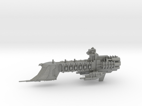 Navy Dauntless Class Escort - Generic  in Gray PA12