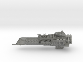 Imperial Legion Cruiser - Concept 3 in Gray PA12