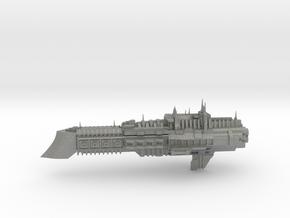 Imperial Legion Cruiser - Concept 8 in Gray PA12