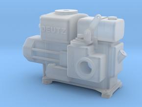 Deutz_Standmotor in Smoothest Fine Detail Plastic
