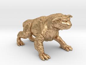Ghostbusters 1/60 Terror Dog zuul gozer miniature in Natural Bronze