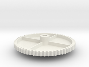 Female Louver Gear, Carrier Economizer Rooftop AC in White Natural Versatile Plastic