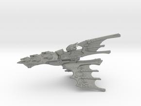 Eldar Capital Ship - Concept 2  in Gray PA12