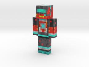 vredeagle   Minecraft toy in Natural Full Color Sandstone