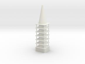 1-24_28in_traffic_cone in White Natural Versatile Plastic