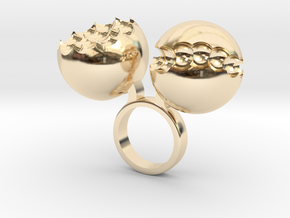 Bites - Bjou Designs in 14k Gold Plated Brass