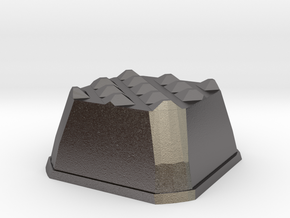 Truffle Shuffle 4c in Polished Nickel Steel