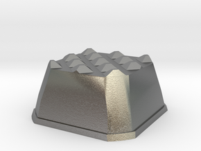Truffle Shuffle 4c in Natural Silver