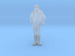Printle C Homme 2553 - 1/87 - wob in Smooth Fine Detail Plastic
