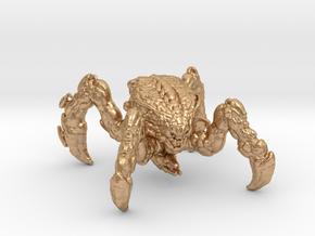 Doom Spider Mastermind 1/60 miniature games small in Natural Bronze