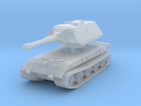 E 100 Maus 150mm 1/144 in Smooth Fine Detail Plastic