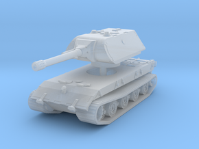 E 100 Maus 150mm 1/160 in Smooth Fine Detail Plastic