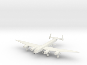 1/144 Junkers Ju-488 V-401 in White Natural Versatile Plastic