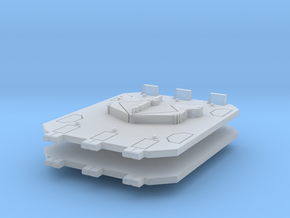 Wolfspear Jericho tanks doors #3 in Smooth Fine Detail Plastic