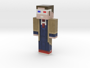 kurtmac | Minecraft toy in Natural Full Color Sandstone