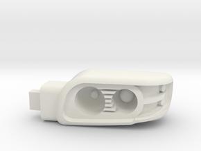 Peterbilt 389  Light LH in White Natural Versatile Plastic