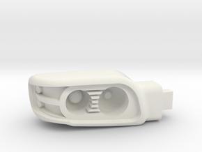 Peterbilt 389  Light RH in White Natural Versatile Plastic