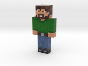 TheChrzan98 | Minecraft toy in Natural Full Color Sandstone